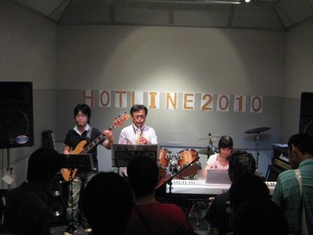 永井ジャズバンド