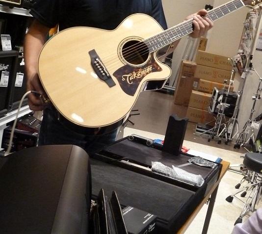 お客様のギター