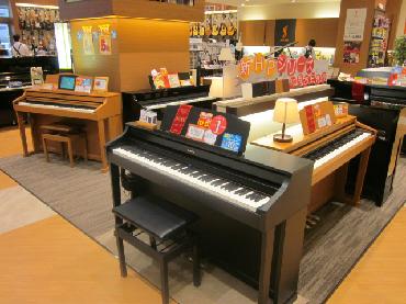 ピアノ屋さん①