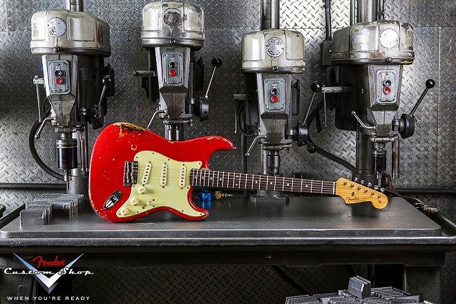 Michael Landau Signature Stratocaster