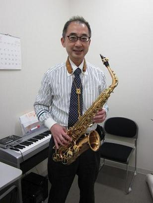 島村楽器ららぽーと甲子園 サックスサロン会員様紹介