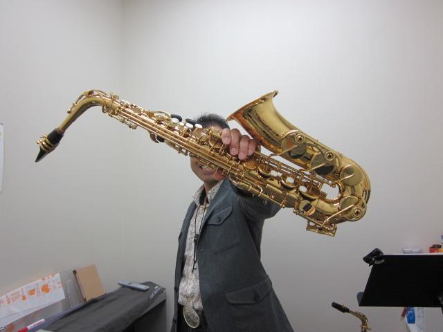 島村楽器甲子園店 サックスサロン会員紹介