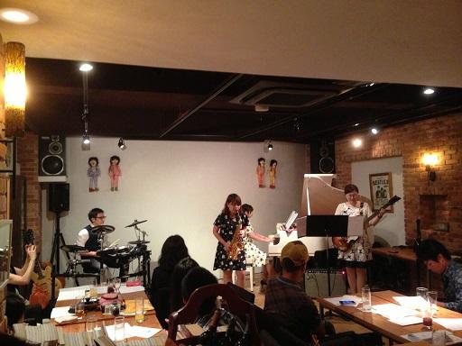 島村楽器ららぽーと甲子園店サロンパーティ写真