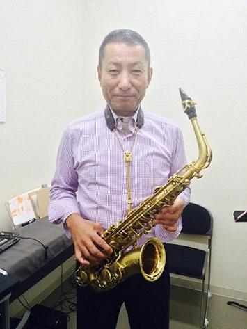 島村楽器ららぽーと甲子園店 サックスサロン 生徒紹介