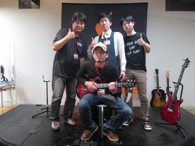 PRSセミナー 梅田店2
