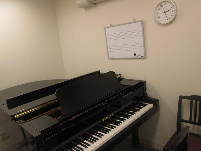 音楽教室 グランドピアノ