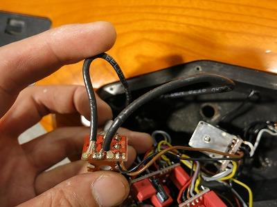 プリアンプ交換バランサー回路確認