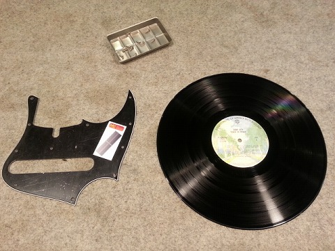 オリジナル、レコード