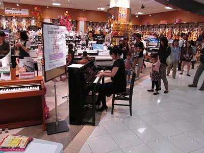 ピアノ科 鵜飼先生