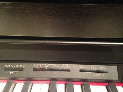 「ピアノ」音色が多い!