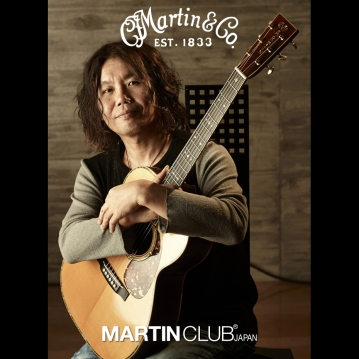 MARTIN CLUB JAPAN Presents 小倉博和 ACOUSTIC LIVE
