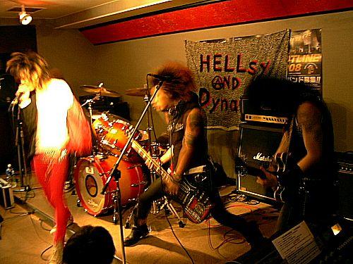HELLsy AND Dynamits