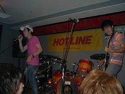 くのいちボーイズ-HOTLINE
