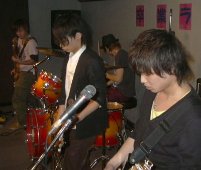 卒業ライブ saboten