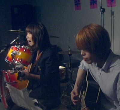 卒業ライブ タツノオトシゴ