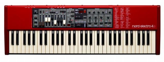 nord electro 4D
