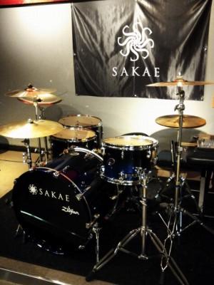 サカエドラムセット 札幌パルコ