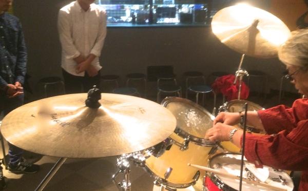 村上PONTA秀一 ドラムクリニック 島村楽器札幌パルコ