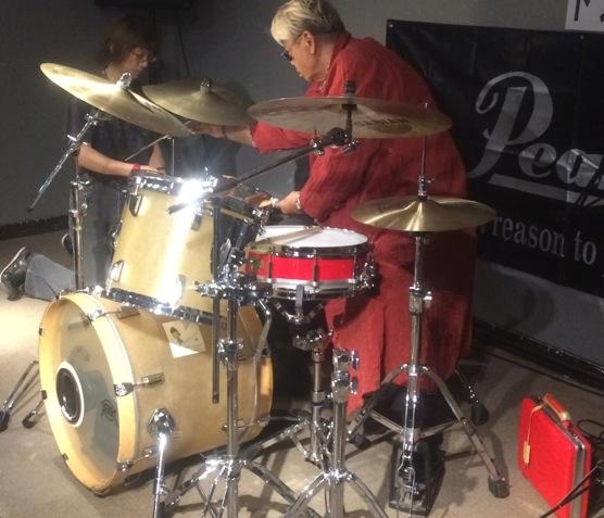 村上PONTA秀一 ドラムクリニック 島村楽器札幌