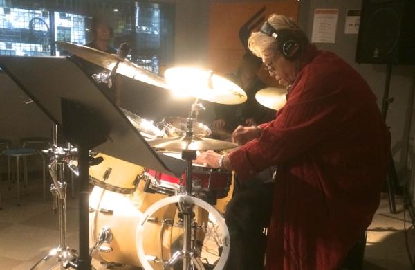 村上PONTA秀一 ドラムクリニック 島村楽器札幌PARCO