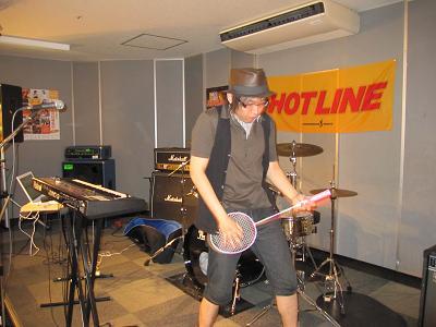 CRYTAL MOON ギター