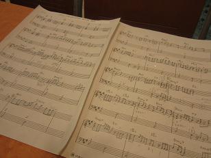 Tさん作の楽譜