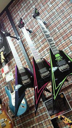 変形ギター 祭り