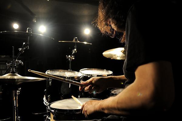 新井田孝則ドラムクリニック Photo by YUTAKA NARASAKI