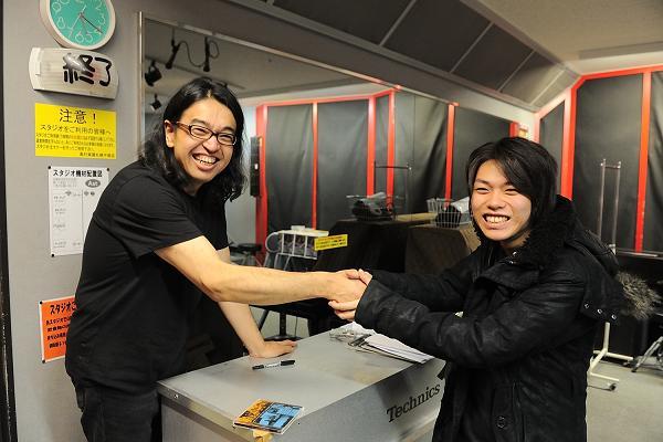 クリニック後のコミュニケーション Photo by YUTAKA NARASAKI