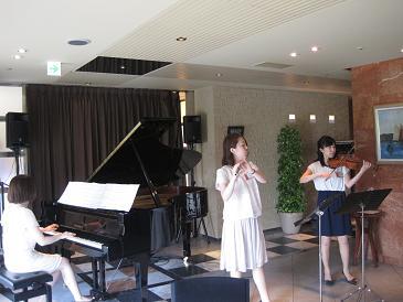 フルート×ヴァイオリン×ピアノ