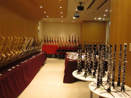 管楽器フェスタ札幌木管会場