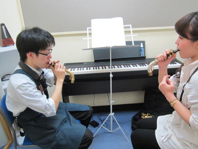 音楽教室 アルトサックス