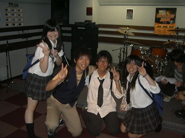 内田さんと仲間たち