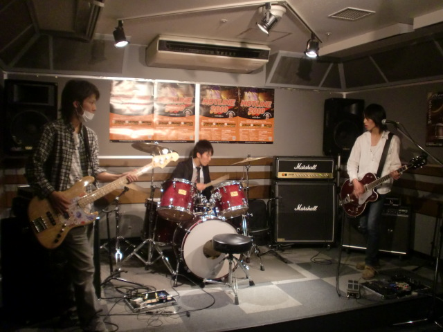 JukeBoxライブ写真