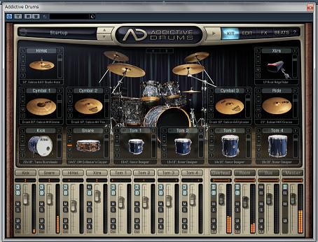 4.ドラム音源の調整