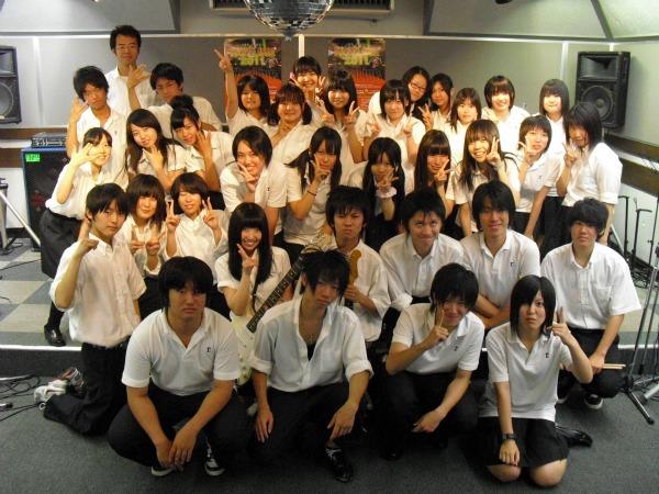 HOTLINE2011 イオン利府店 利府高校