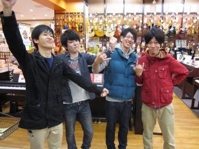 HOTLINE2011 SA-D 島村楽器 利府店