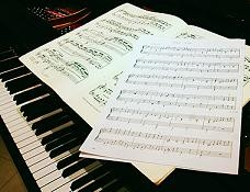 島村楽器イオンモール利府 ピアノサロン