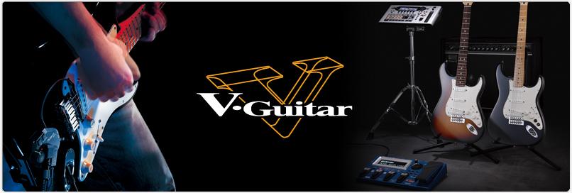 島村楽器 V-Guiter デモンストレーション