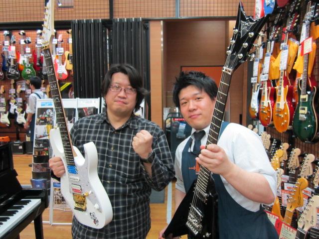 HOTLINE2013 島村楽器 利府店 からあげBOSS