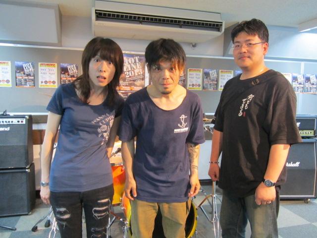 島村楽器 HOTLINE2013 利府店 GUNSHOT