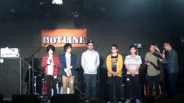 HOTLINE2014東北ファイナル