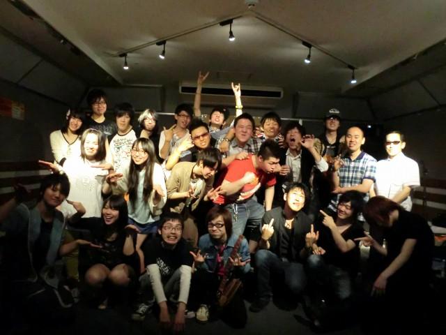 HOTLINE 2013 郡山 バンド