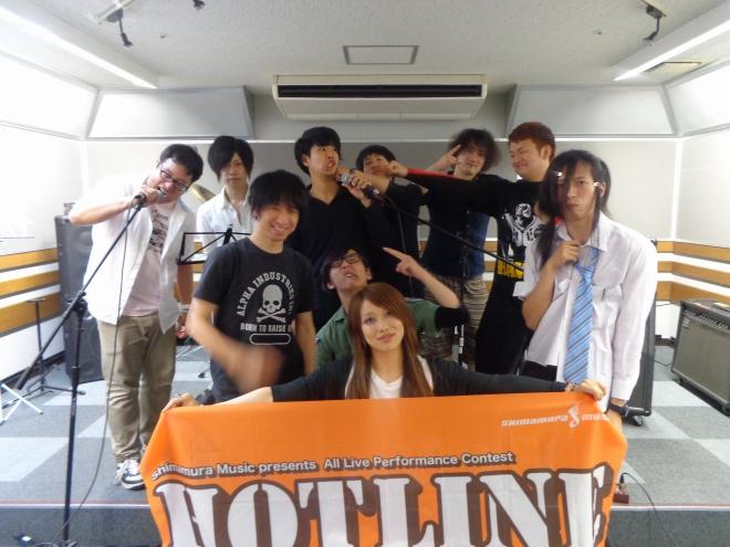 7月20日 HOTLINE 郡山店