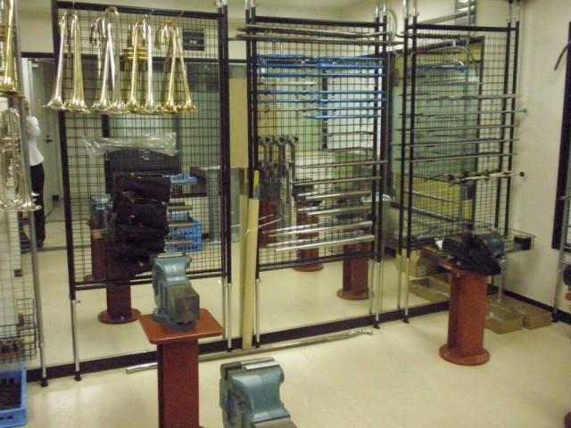 金管加工室