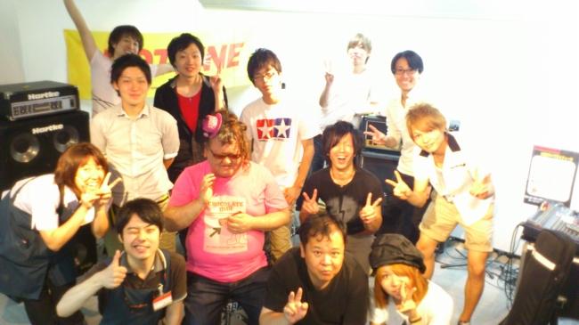 HOTLINE2013赤羽アピレ店ショップオーディション7/14