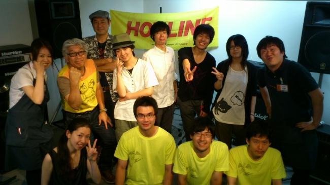 HOTLINE2013赤羽アピレ店ショップオーディション8.11(日)