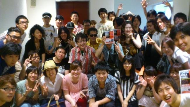 HOTLINE2013赤羽アピレ店ショップオーディション8.18(日)
