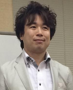 石田ごうき氏