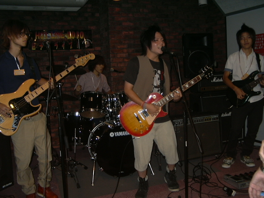 NEW LITTLE ROCK HOTLINE2010 錦糸町